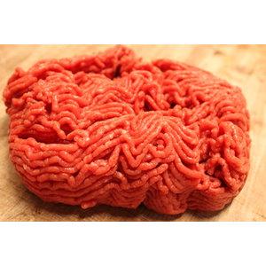 Rundvlees uit de regio Tartaar gehakt