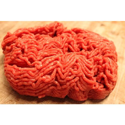 Rundvlees uit de regio Super mager runder gehakt