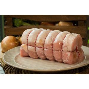 Wroetvarkensvlees Varkensfilet rollade