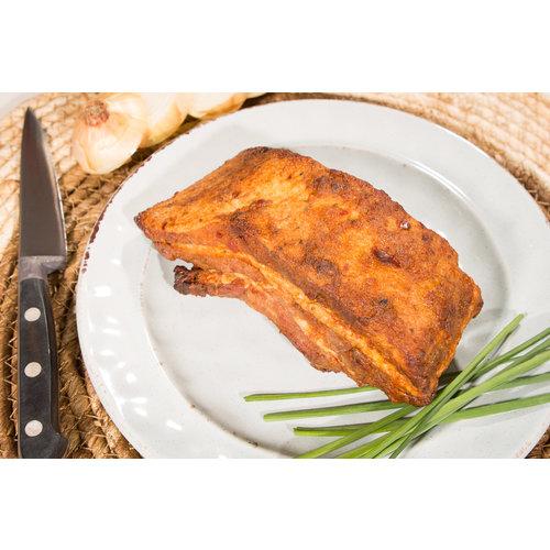 Wroetvarkensvlees Wroetvarkens Zeeuwsspek