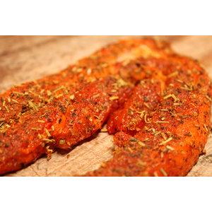 Wroetvarkensvlees Speklap gekruid