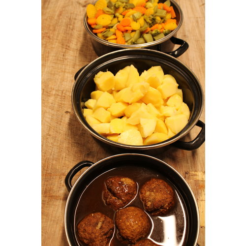 Meat and Meals Aardappels, groente & vlees