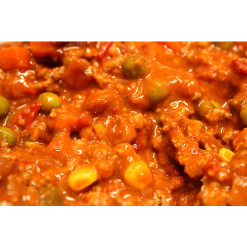 Meat and Meals Chili con carne