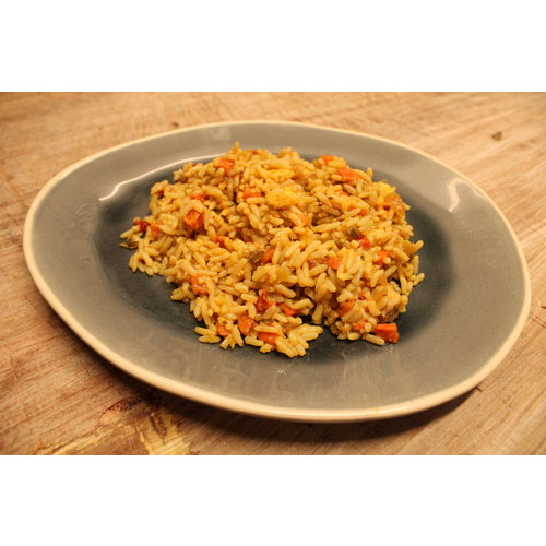 Meat and Meals Nasi met of zonder vlees