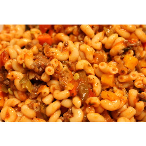 Meat and Meals Italiaanse macaroni
