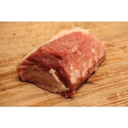 Wroetvarkensvlees Filet van de tussenrib