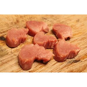 Wroetvarkensvlees Varkenshaas medaillons