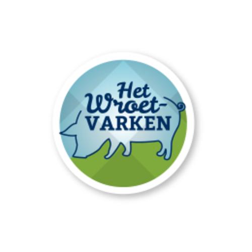 Wroetvarkensvlees Varkensbuik met been en zwoerd