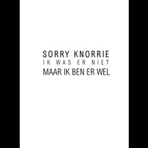 ZelvePost Sorry