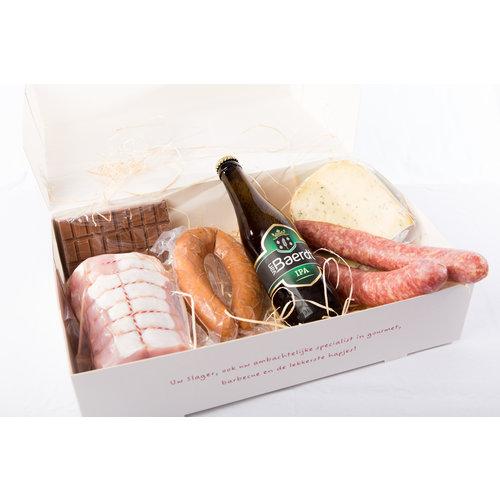 Veldman Vlees Zelf samen te stellen cadeaudoos