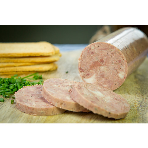 Wroetvarkensvlees Hausmacher