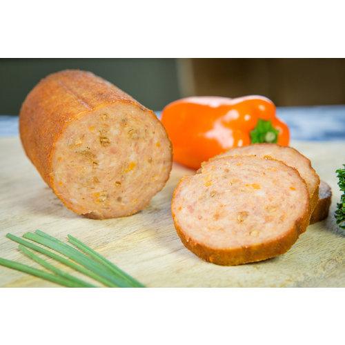 Wroetvarkensvlees Grillworst oosters
