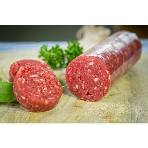 Rundvlees uit de regio Osseworst