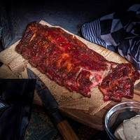 Whiskey Spareribs