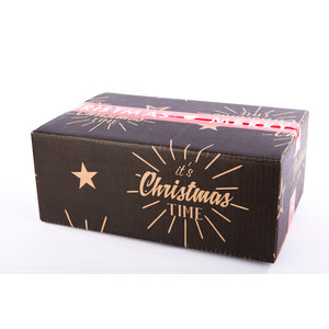 Veldman Vlees Kerstpakket gevuld