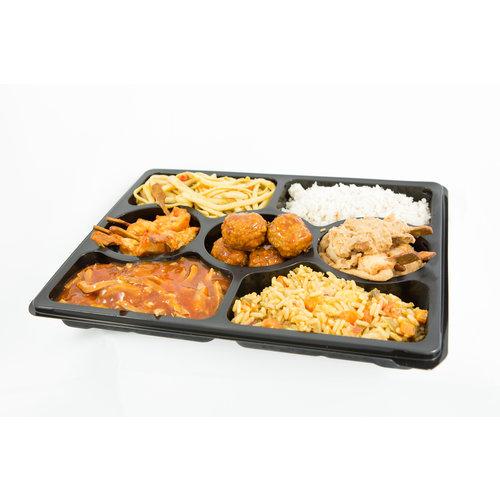 Rijsttafel voor 2 personen