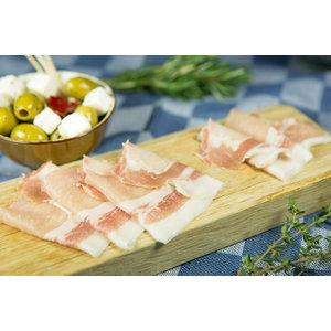 Wroetvarkensvlees Bacon