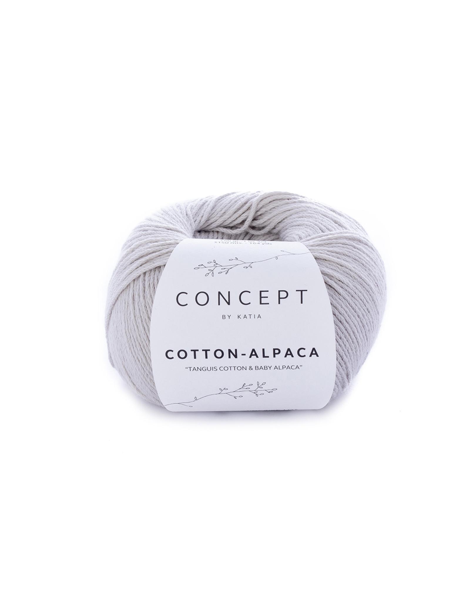 Katia Katia Concept Cotton Alpaca