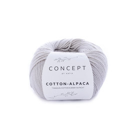 Katia Concept Cotton Alpaca *