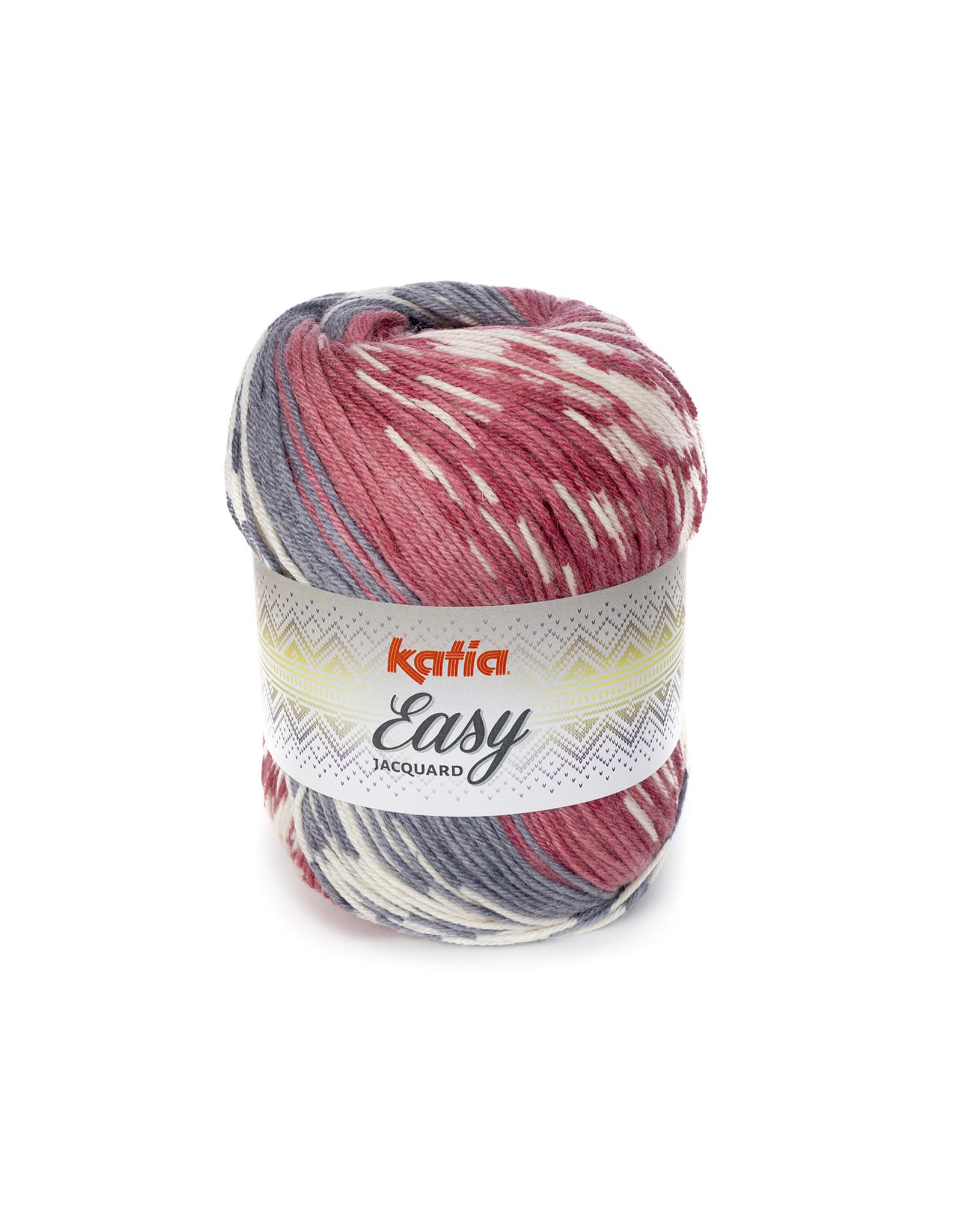 Katia Katia Easy Jacquard