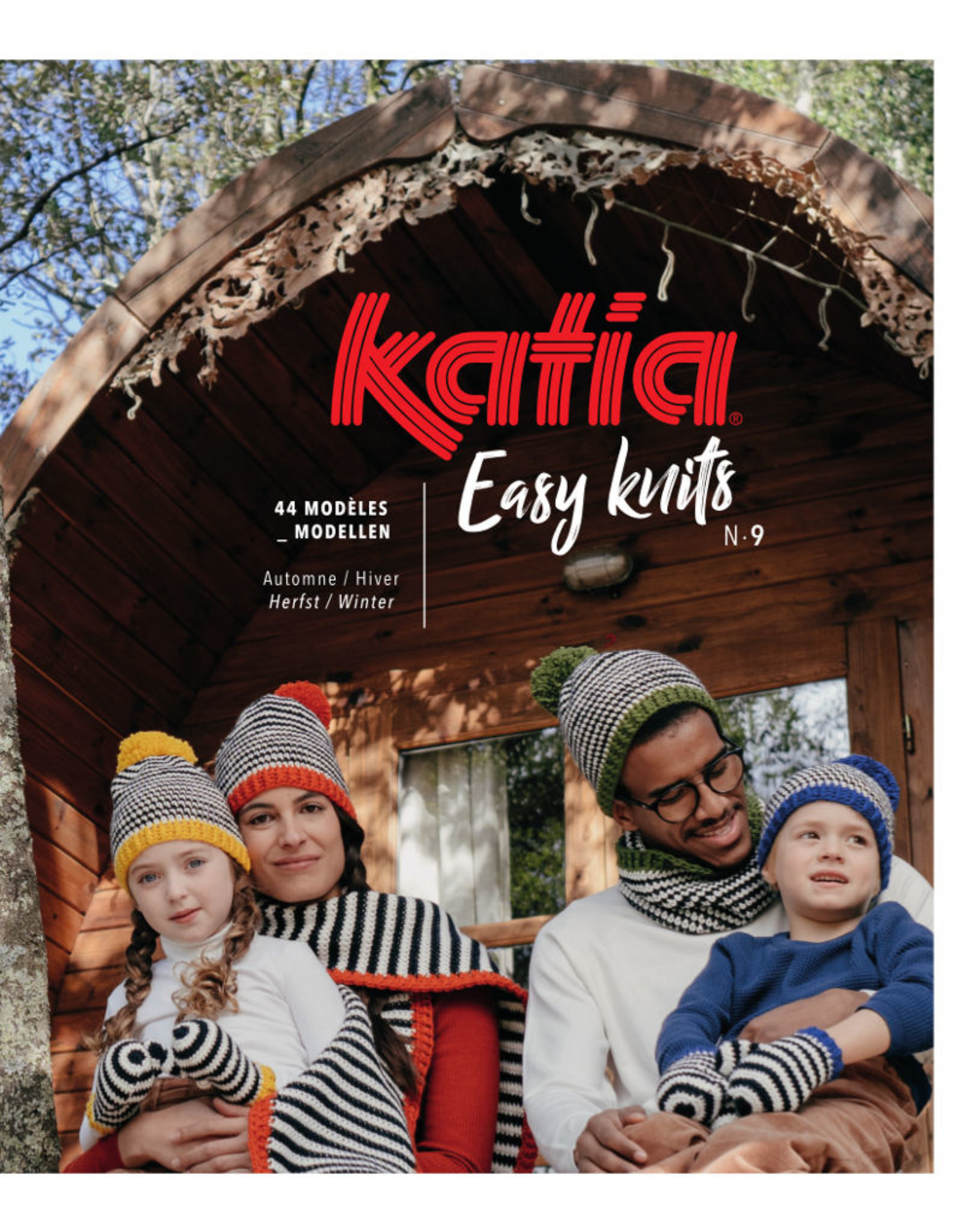 Katia Katia Beginners Easy Knits 9