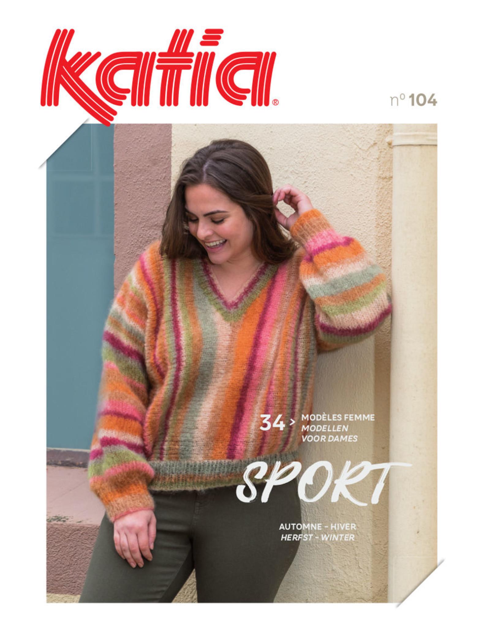 Katia Katia Dames Sport 104