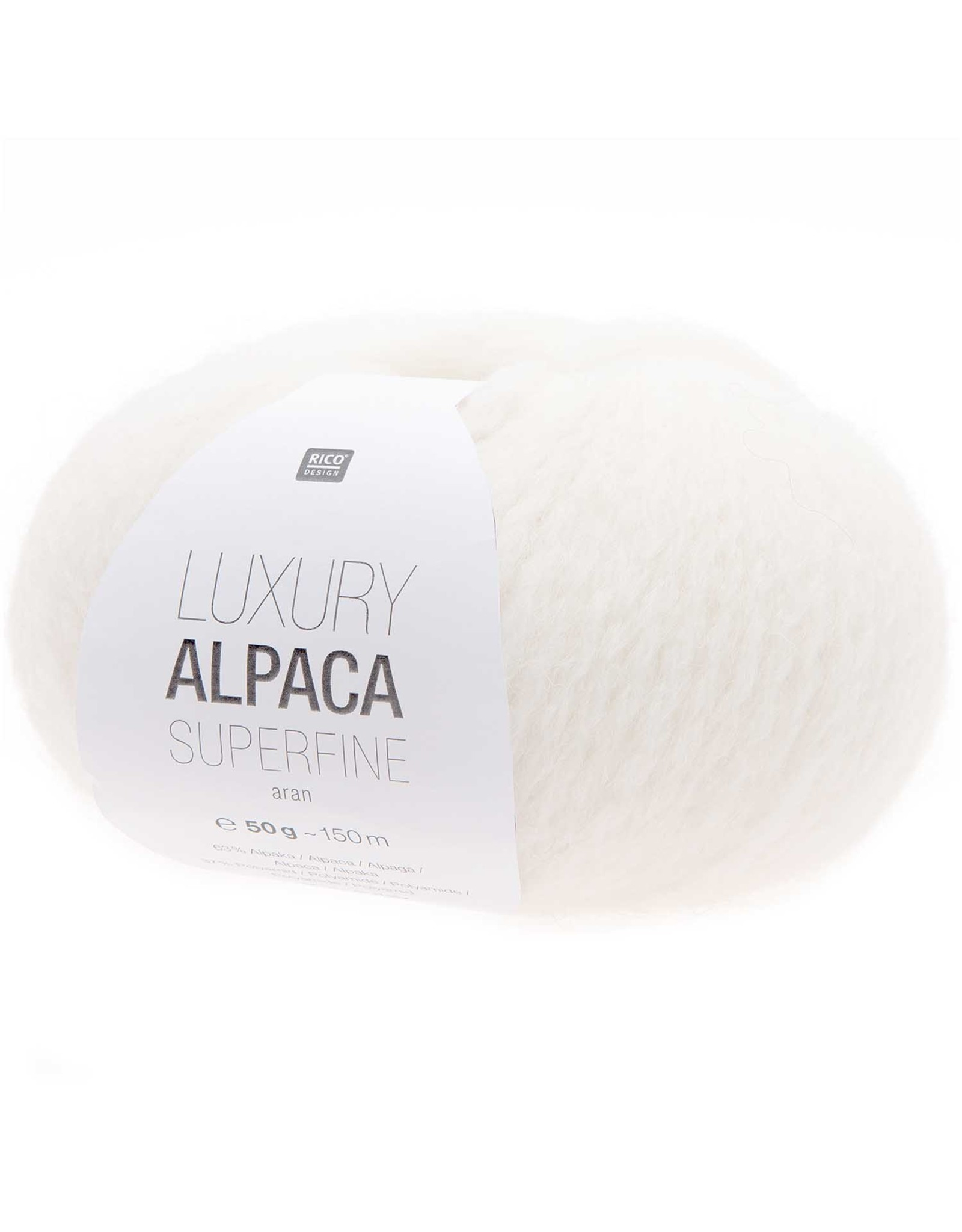Rico Rico Luxury Alpaca Superfine Aran