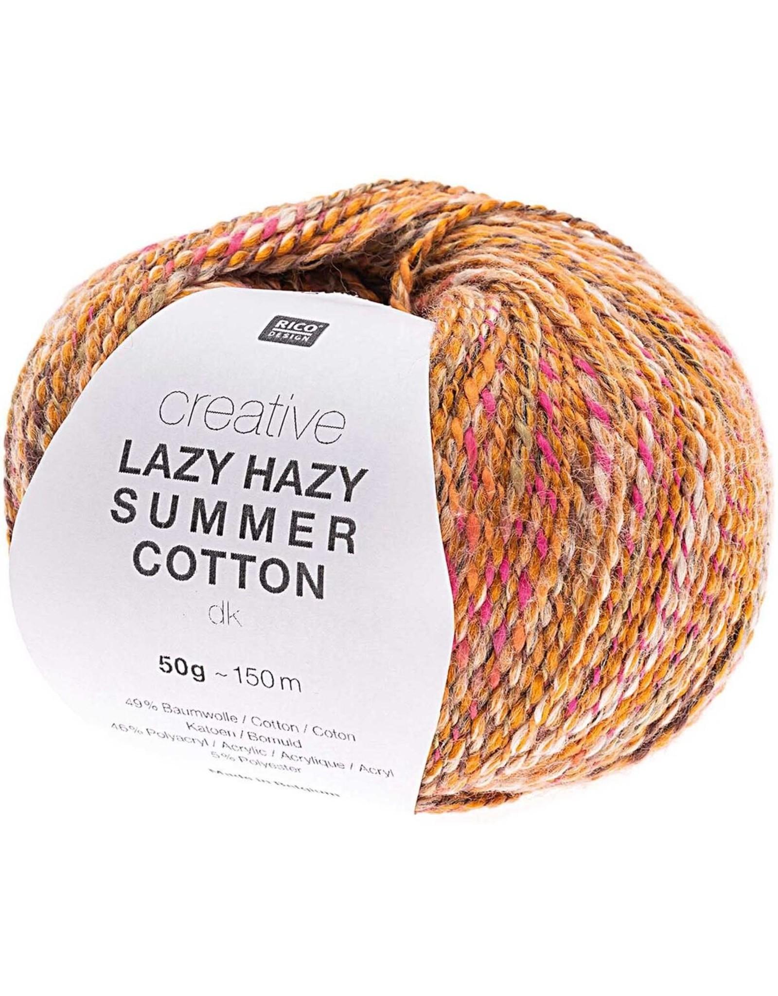 Rico Rico Creative Lazy Hazy Summer Cotton DK