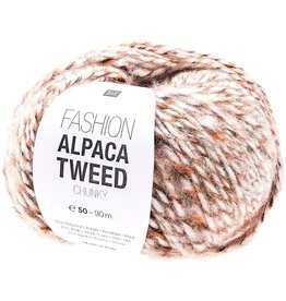 Rico Fashion Alpaca Tweed Chunky