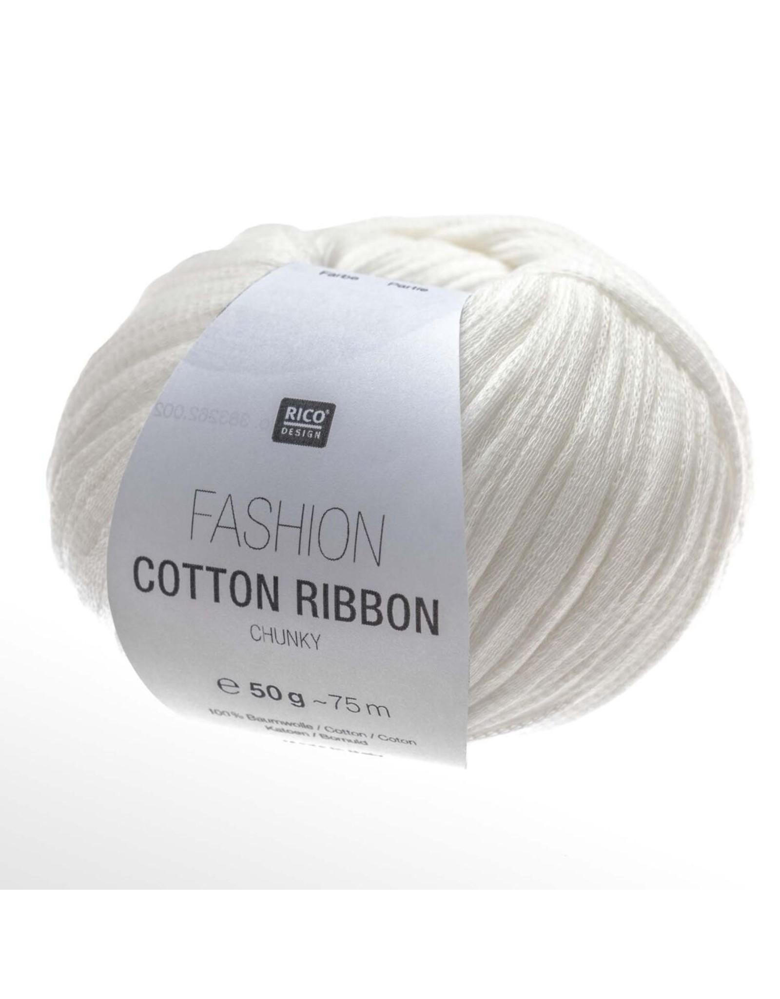 Rico Rico Fashion Cotton Ribbon Chunky