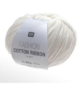 Rico Fashion Cotton Ribbon Chunky