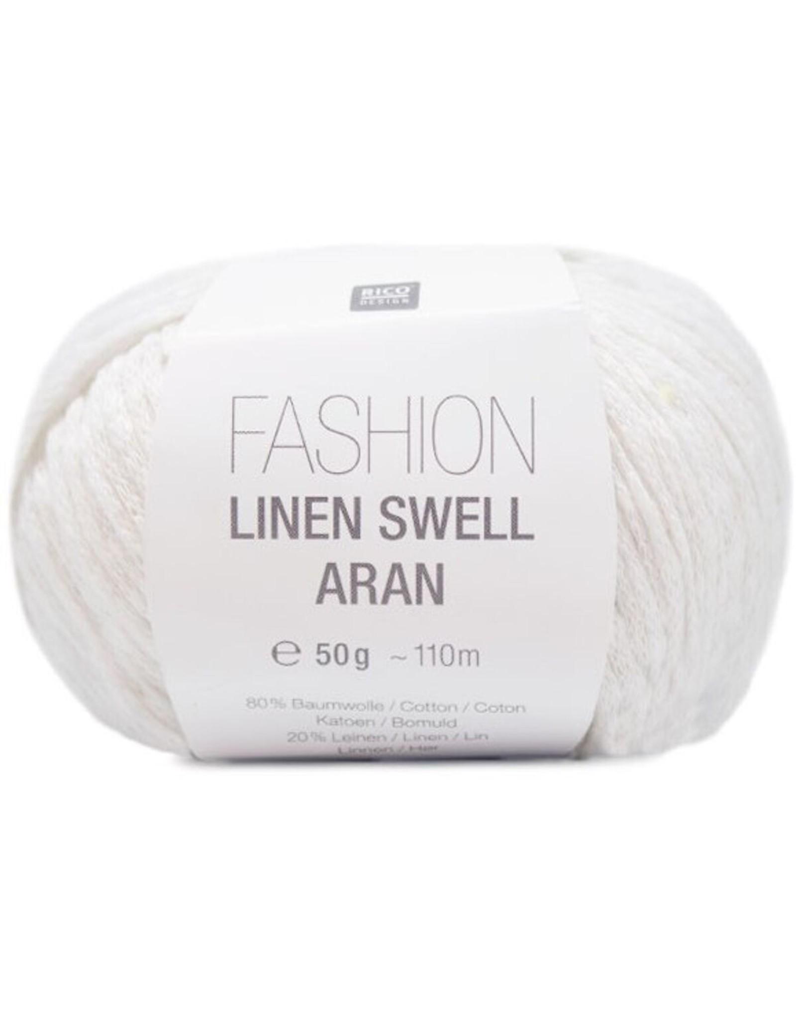 Rico Rico Fashion Linen Swell Aran