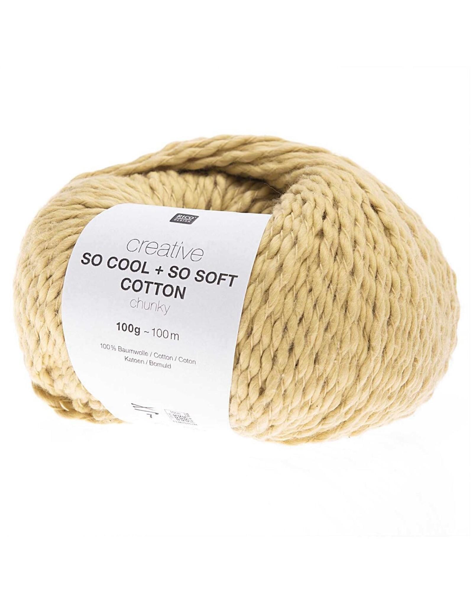 Rico Rico So Cool + So Soft Cotton Chunky