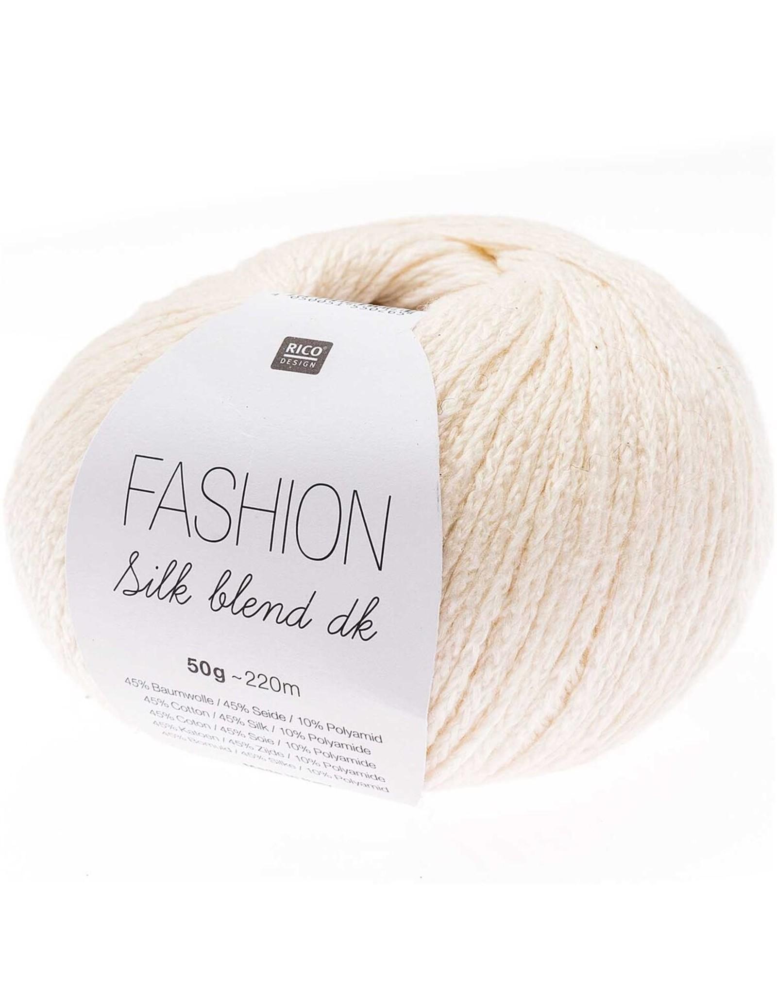Rico Rico Fashion Silk Blend dk *