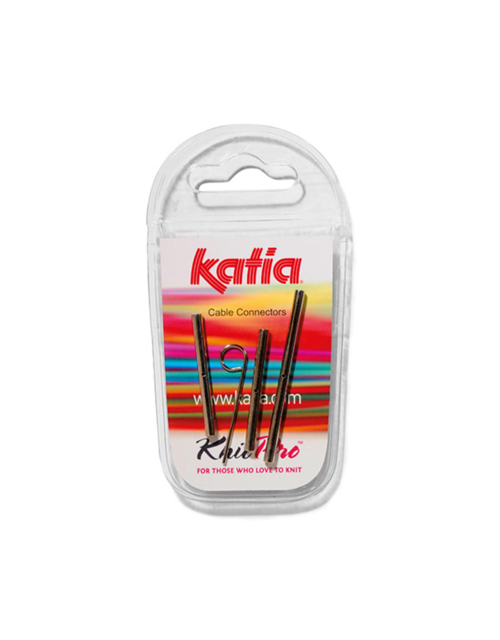 Katia Katia Kabelverbinder rondbreinaald