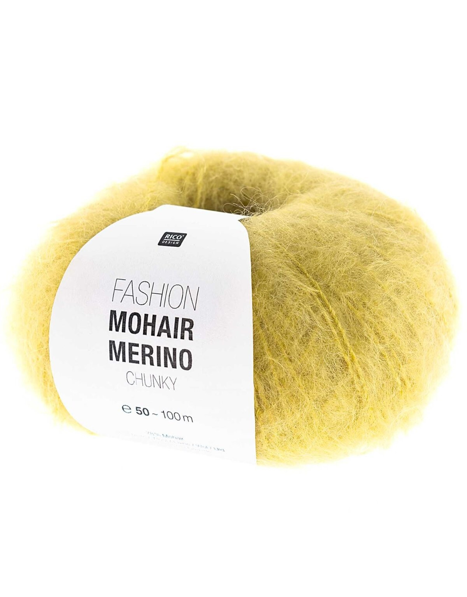Rico Rico Fashion Mohair Merino Chunky