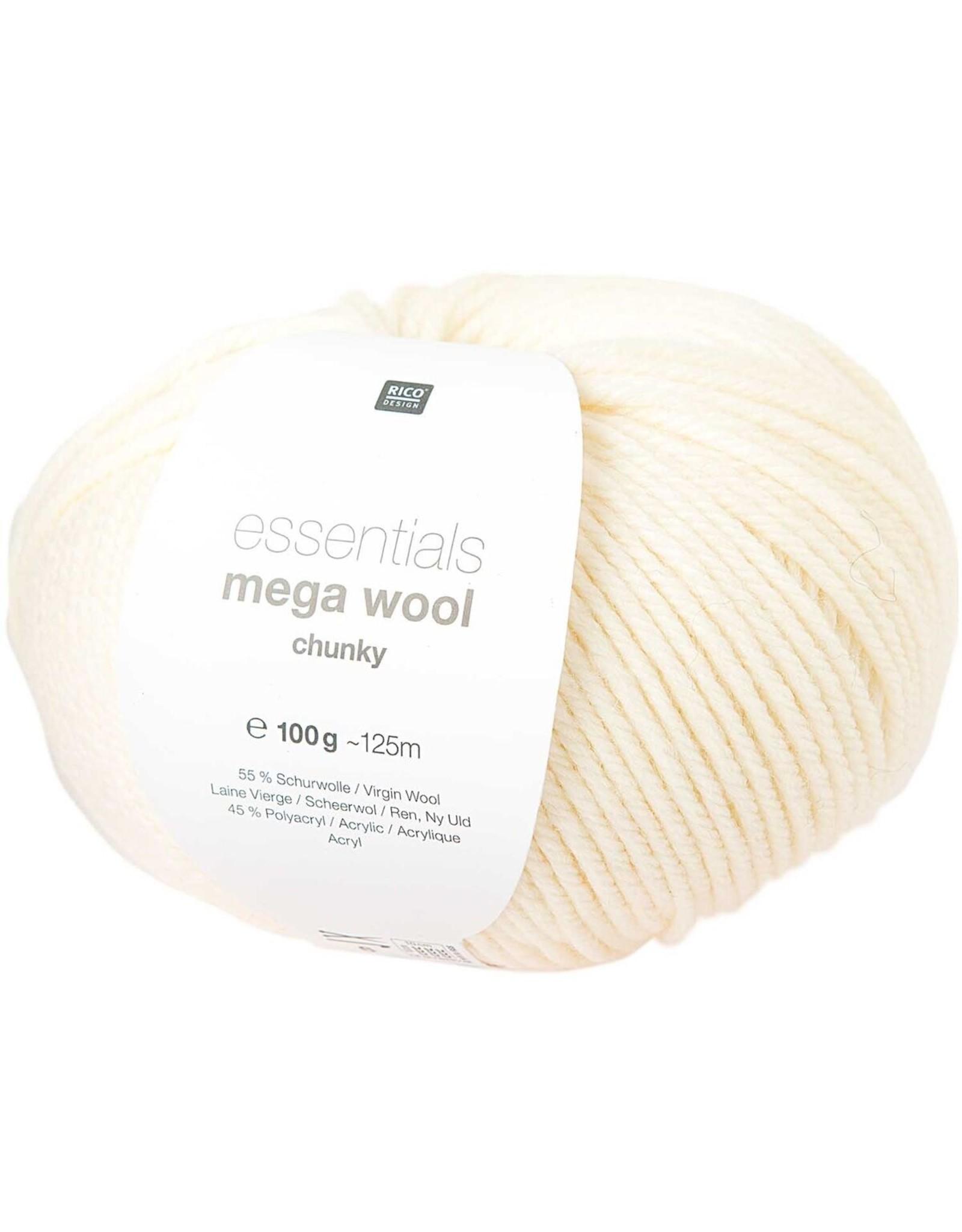 Rico Rico Essentials Mega Wool Chunky