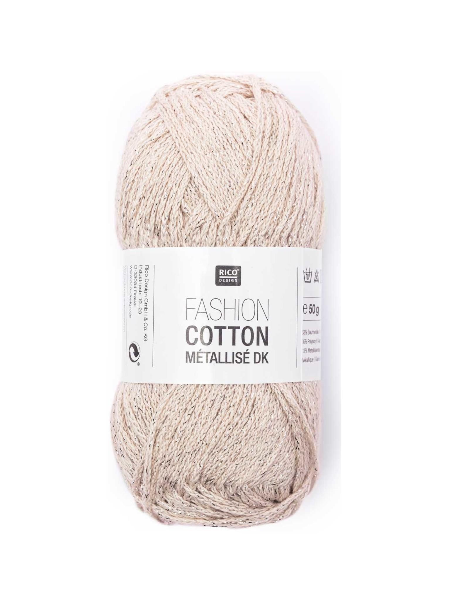 Rico Rico Fashion Cotton Métallisé