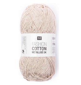 Rico Fashion Cotton Métallisé