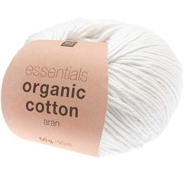 Rico Essentials Organic Cotton Aran