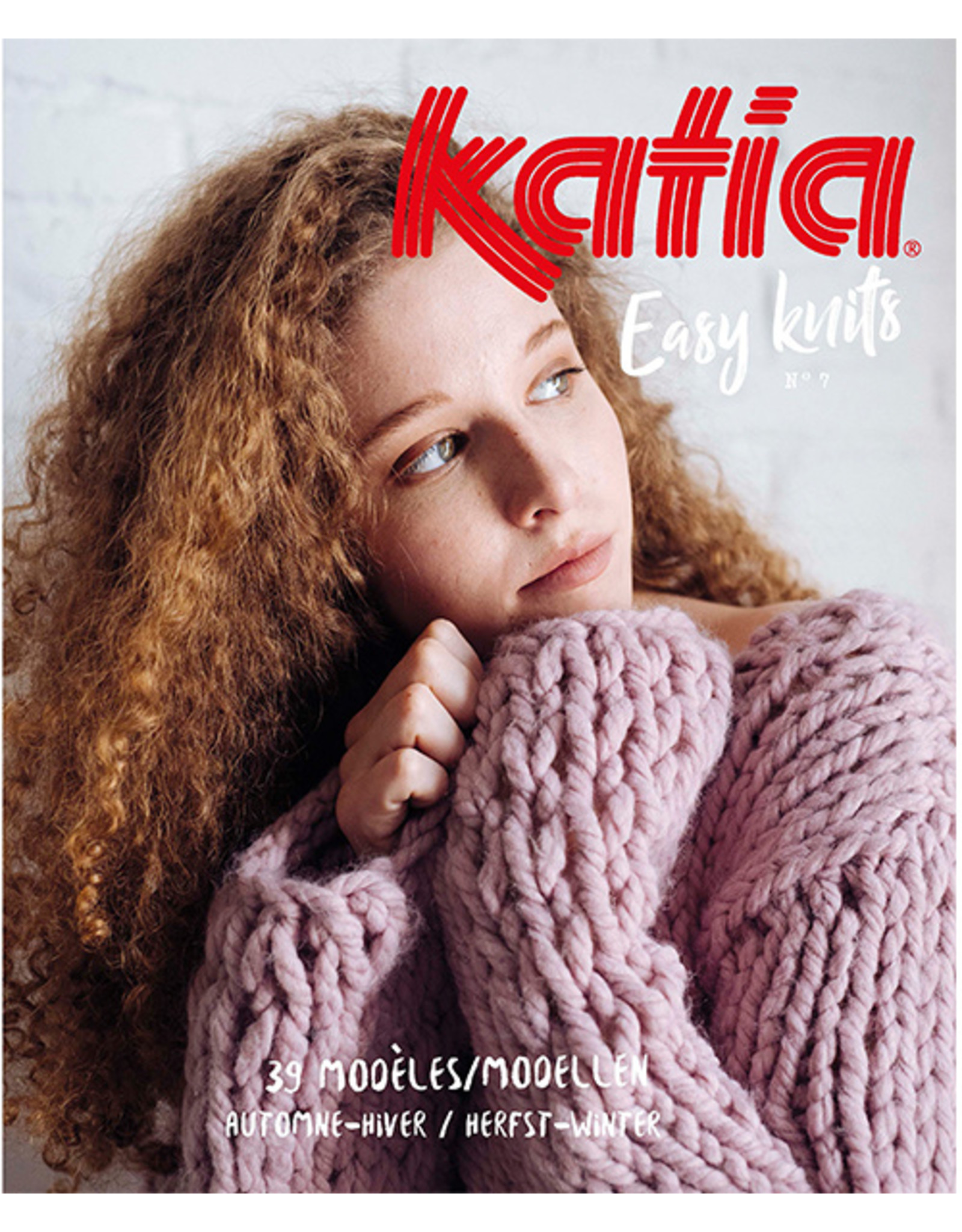 Katia Beginners Easy knits 7