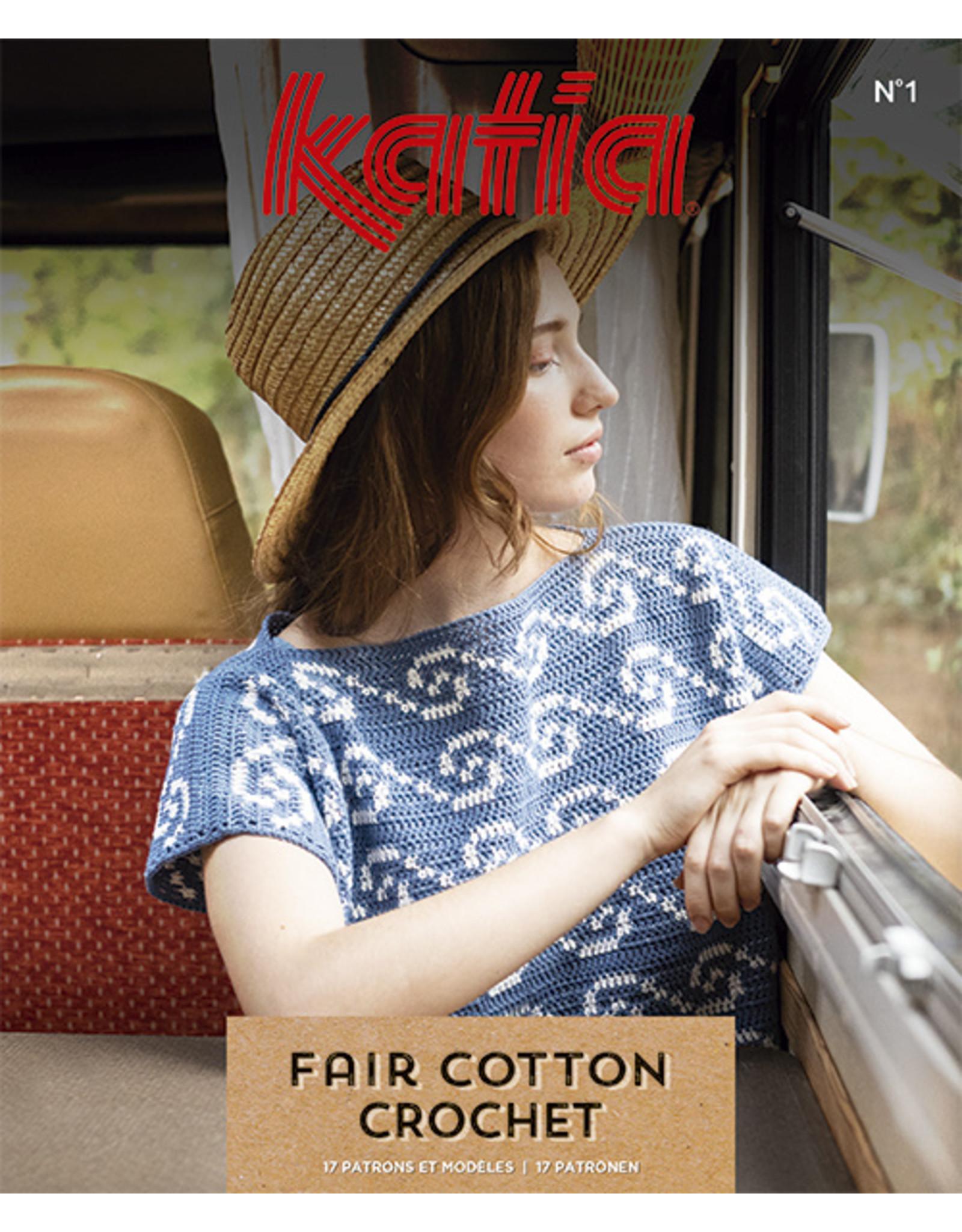 Katia Katia Special Fair Cotton Crochet