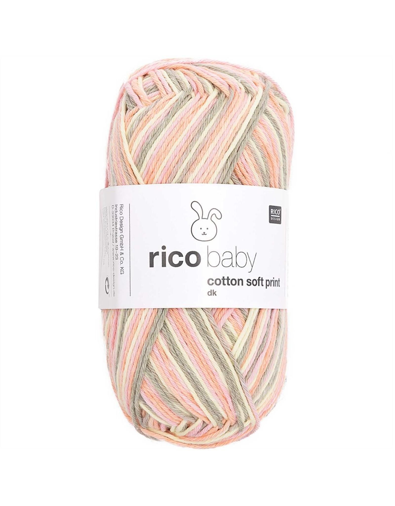Rico Rico Baby Cotton Soft Print dk *