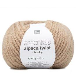 Rico Essential Alpaca Twist Chunky