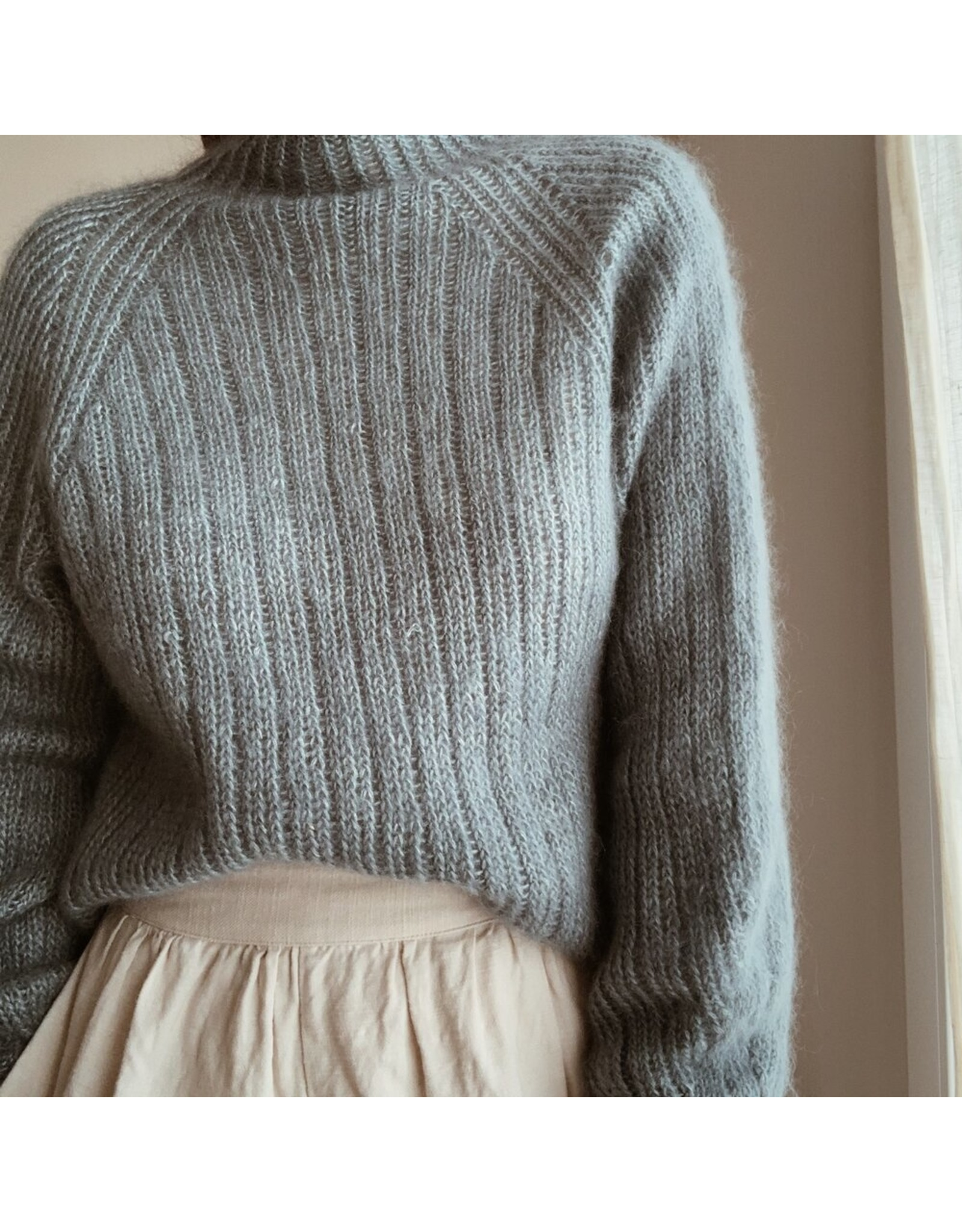 Gregoria Fibers Patroon GF Nele Sweater