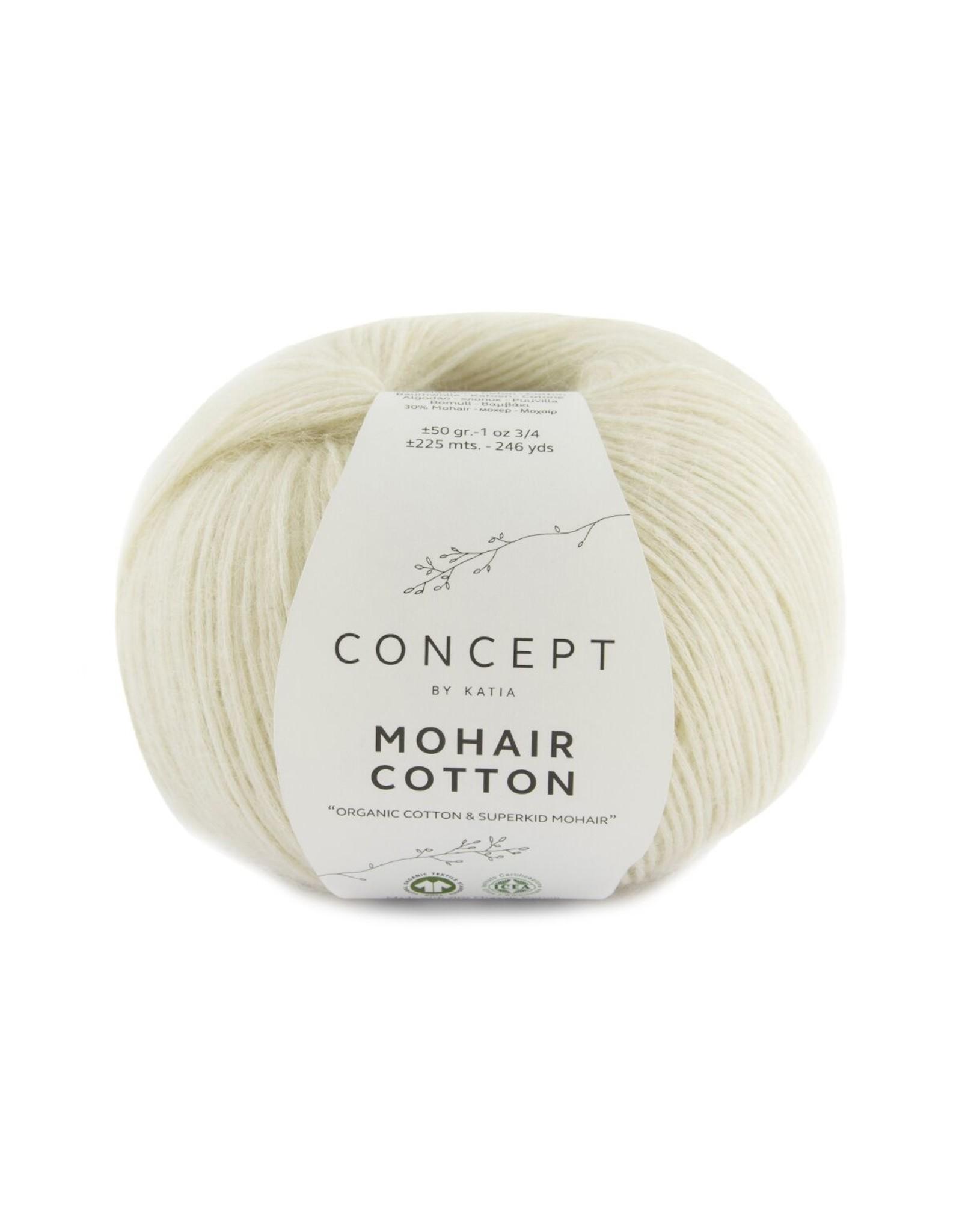 Katia Katia Concept Mohair Cotton