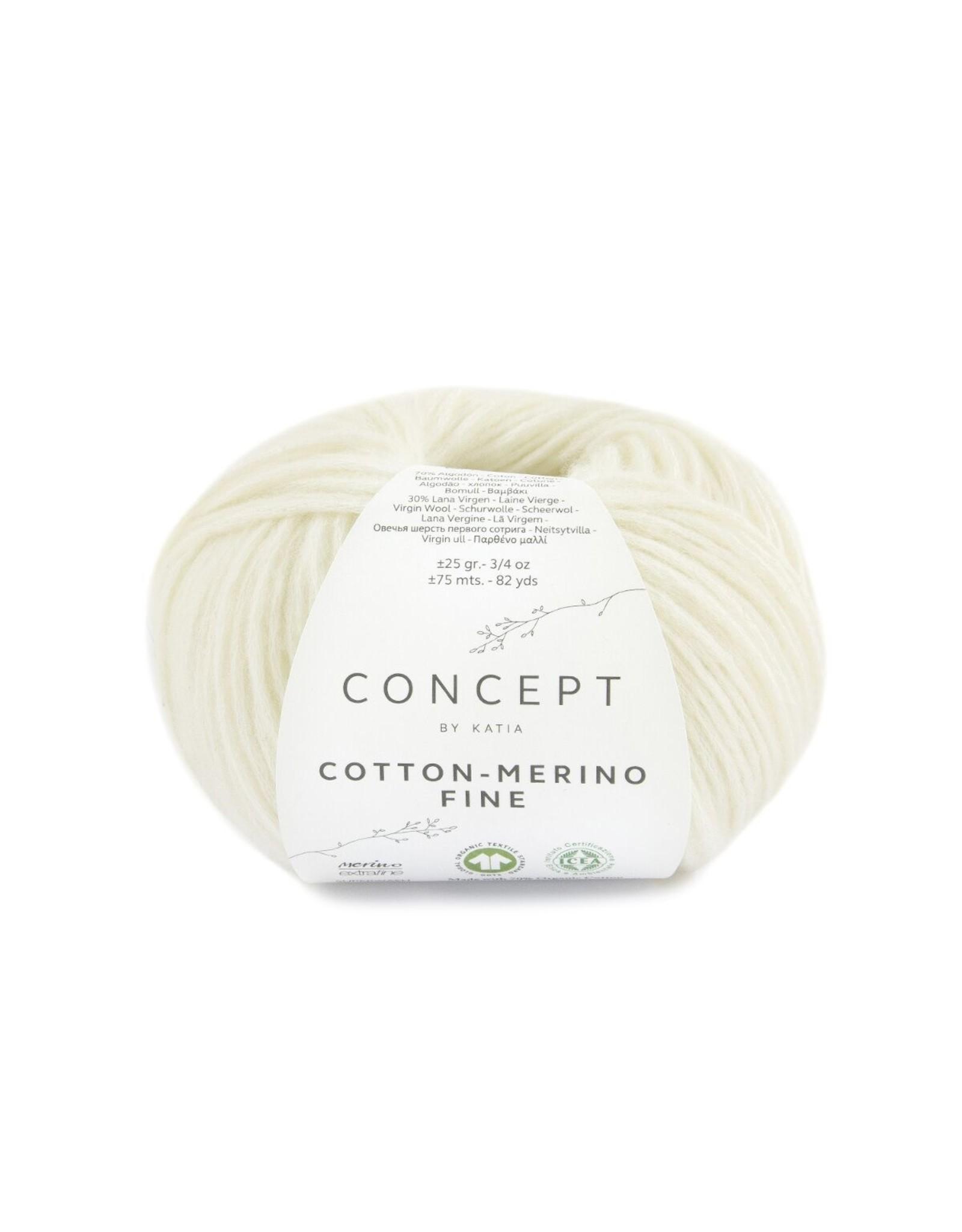 Katia Katia Concept Cotton-Merino Fine