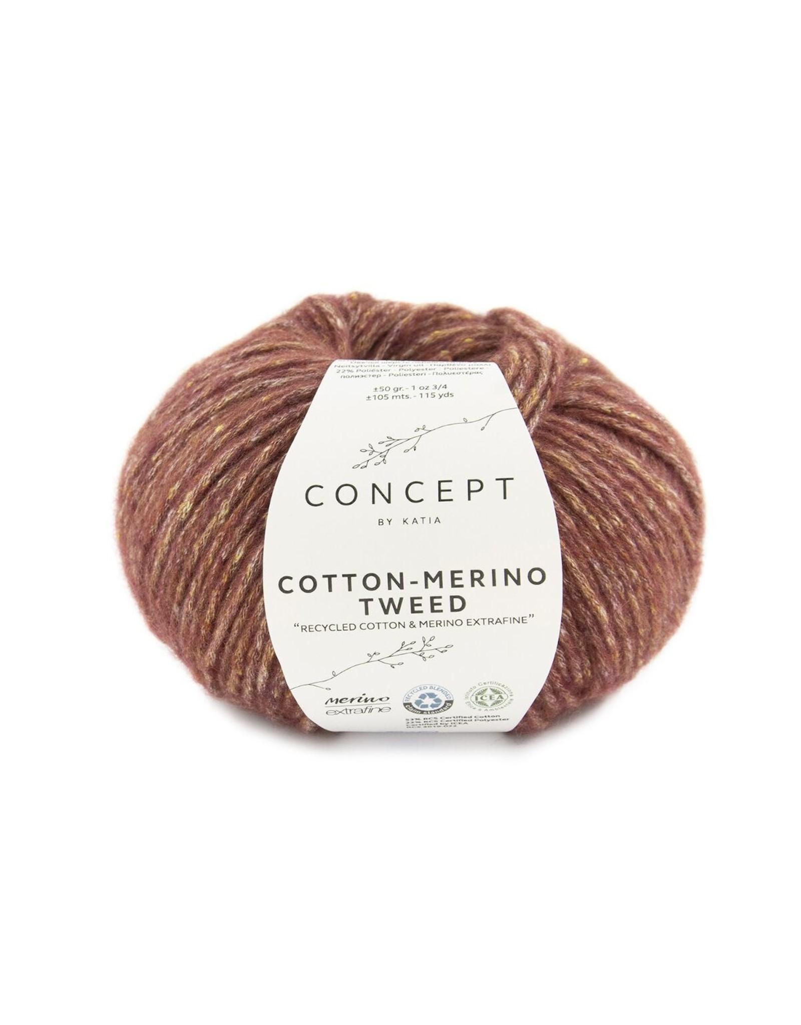 Katia Katia Concept Cotton Merino Tweed