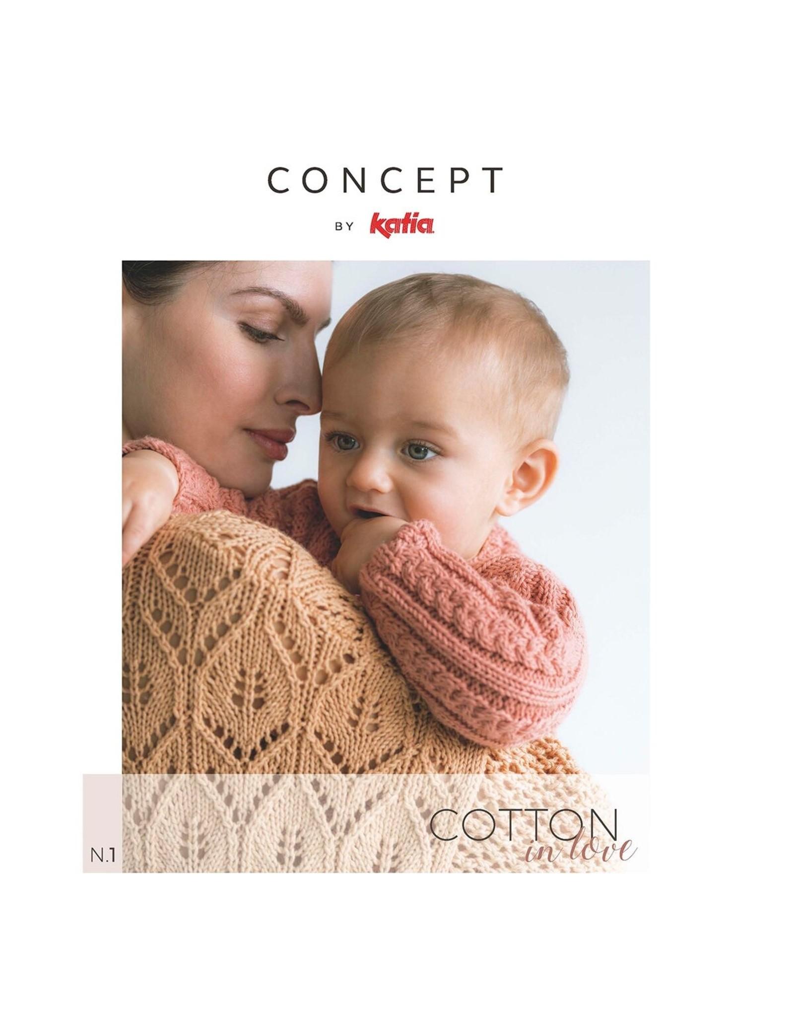 Katia Katia Concept Speciaal Cotton in Love 1