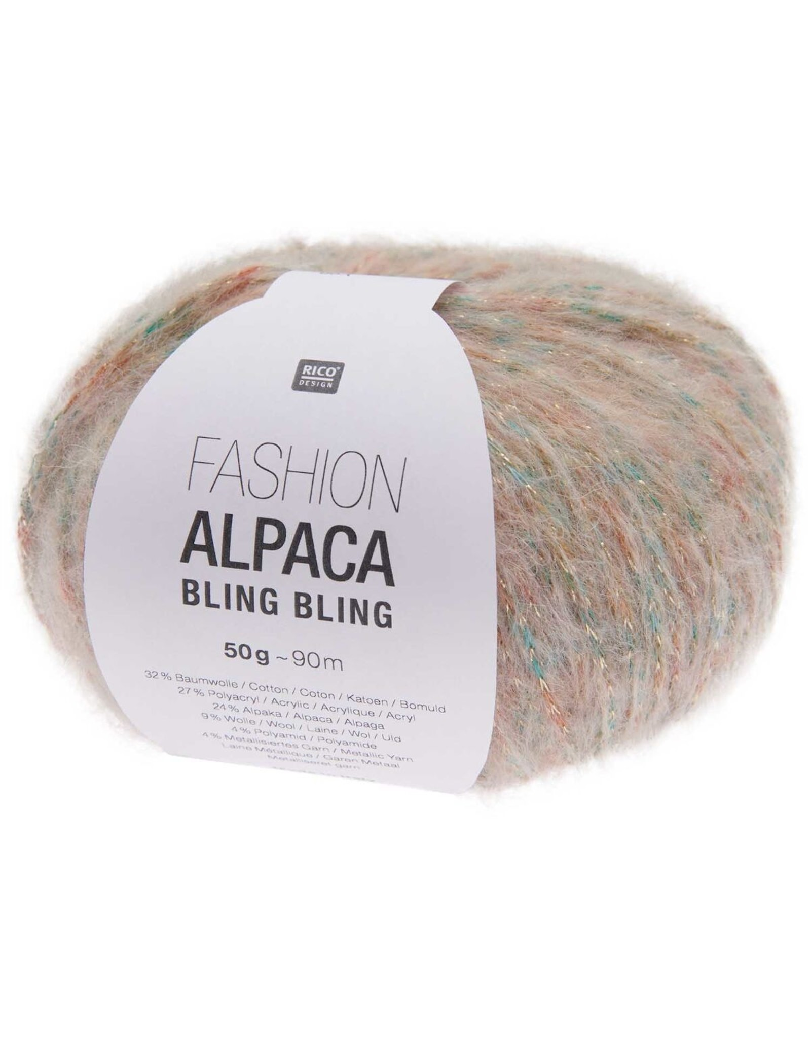 Rico Rico Fashion Alpaca Bling Bling